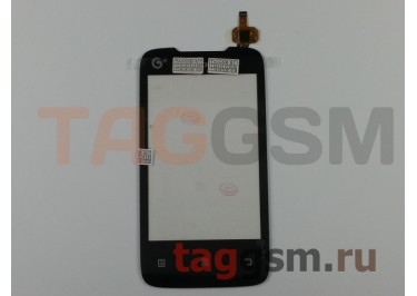 Тачскрин для Lenovo A208 (черный)