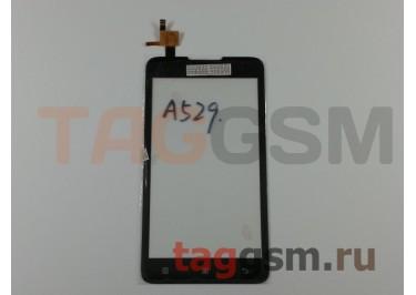 Тачскрин для Lenovo A529 (черный)