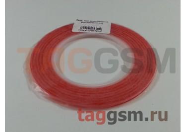 Скотч RED двухсторонний 4мм (прозрачный)