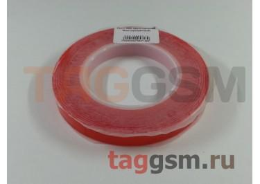 Скотч RED двухсторонний 15мм (прозрачный)