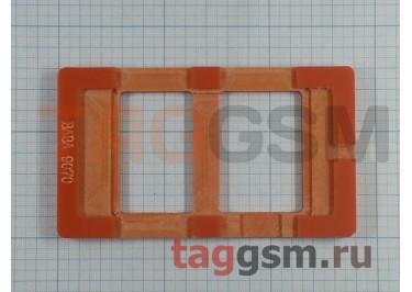 Форма для склеивания дисплея и стекла Samsung i9070