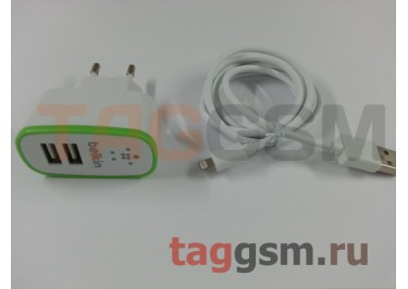 СЗУ для iPhone 5 2100mA в коробке (Belkin)