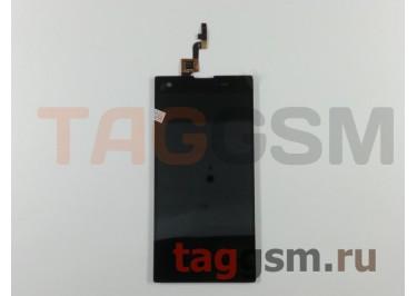 Дисплей для Fly IQ4511 + тачскрин (черный)