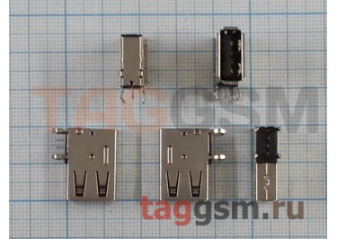 Разъем USB для ноутбука тип 52