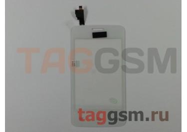 Тачскрин для Fly IQ434 Era Nano 5 (белый)