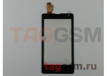 Тачскрин для Microsoft 435 / 532 Lumia (черный)