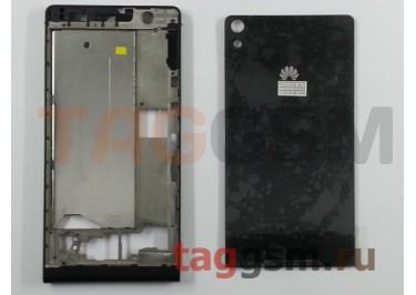 Корпус для Huawei P6s (черный)