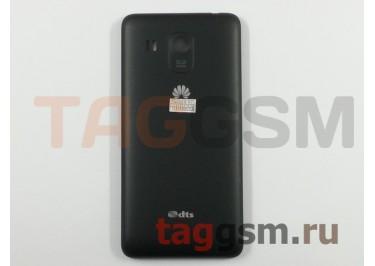 Корпус для Huawei G520 (задняя крышка) (черный)