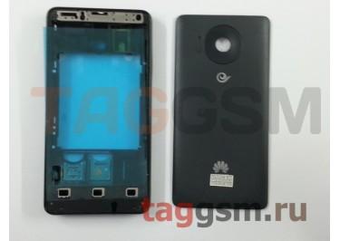 Корпус для Huawei Y300 (черный)