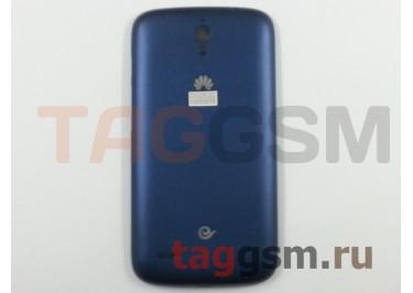 Корпус для Huawei G610 (задняя крышка) (синий)