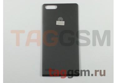 Корпус для Huawei G6 (задняя крышка) (черный)
