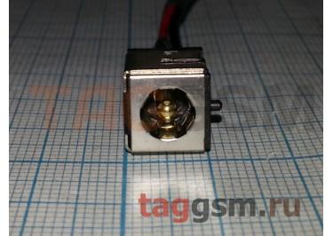 Разъем зарядки для Asus K50 / P50 (с кабелем)