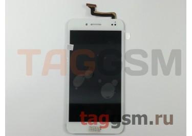 Дисплей для Asus PadFone S + тачскрин (белый)