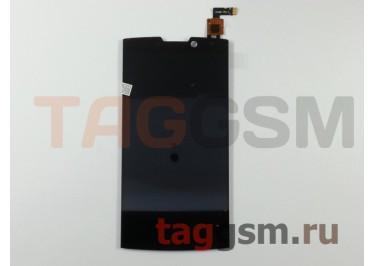 Дисплей для Highscreen Boost 2 SE / Boost 2 Rev. C (fpc9267k-v0-d) + тачскрин