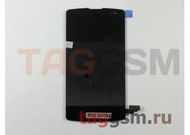 Дисплей для LG D295 L Fino + тачскрин (черный)