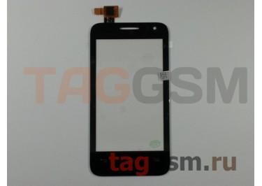 Тачскрин для Alcatel OT4035D (черный)