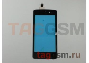 Тачскрин для Highscreen Omega Q (черный)