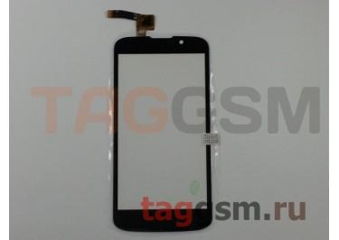 Тачскрин для Highscreen Omega Prime mini (черный)
