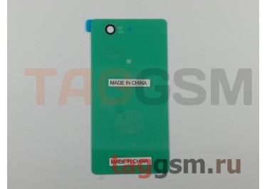 Задняя крышка для Sony Xperia Z3 compact (D5803 / D5833) (зеленый)