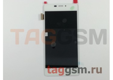 Дисплей для Fly IQ4516 + тачскрин (белый)