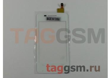 Тачскрин для Alcatel OT4010D (белый)