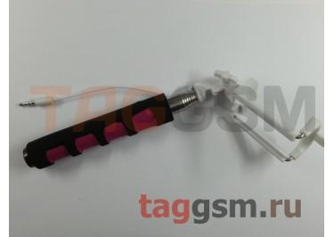 Палка для селфи (монопод) Q1, фиолетовый