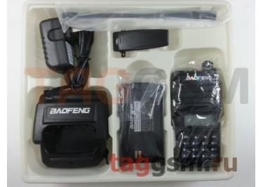 Радиостанция носимая (рация) Baofeng UV-66 (черный) (136-174MHz / 400-480MHz)