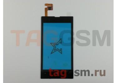 Тачскрин для Nokia 520 / 525 (черный), ориг