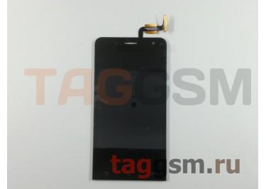 Дисплей для Asus Zenfone 5 Lite (A502CG) 5'' + тачскрин (черный)