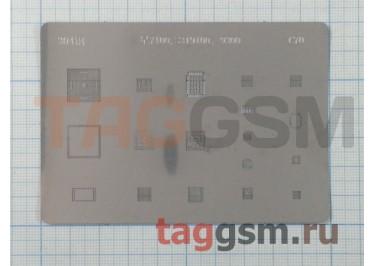 Трафарет BGA для Samsung i9300 Galaxy S3