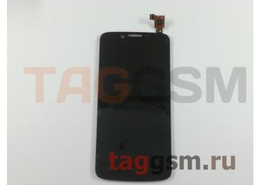 Дисплей для Explay HD Quard + тачскрин (черный)
