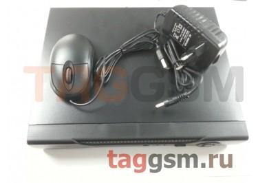 Видеорегистратор IP 1080P (H.264, 8 каналов, hdmi) model:N6608F