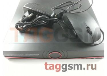 Видеорегистратор IP 1080P (H.264, 8 каналов, hdmi)