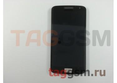 Дисплей для LG D618 G2 mini + тачскрин в рамке (черный), ориг