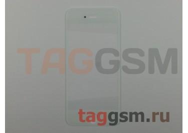 Стекло для iPhone 5 / 5C / 5S (белый), (олеофобное покрытие) оригинал