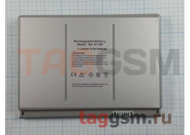 "АКБ для ноутбука MacBook Pro 17"" A1151 A1212 A1229 A1261, 63Wh 10.8V A1189 Mid 2006 Late 2006 Mid 2007 Late 2007 Early 2008 Late 2008"