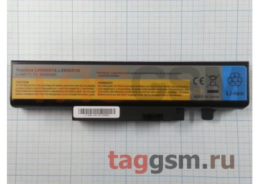 АКБ для ноутбука Lenovo IdeaPad Y60A / Y460AT / Y550 / Y560A / Y560AT, 4400mAh, 11.1V (LOY460LH)