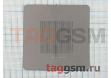 Трафарет BGA 0.55мм 50x50 (универсальный)