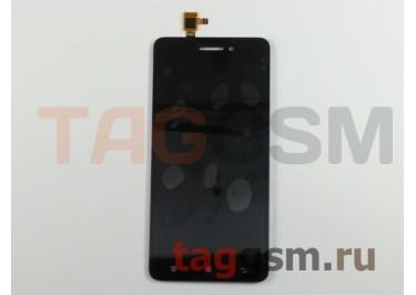 Дисплей для Lenovo S60 + тачскрин (черный)