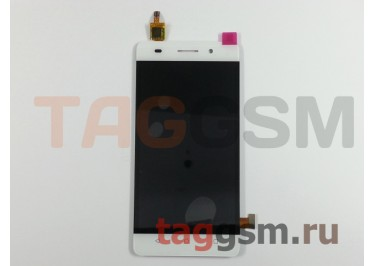 Дисплей для Huawei Honor 4C + тачскрин (белый)