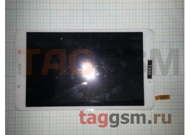Дисплей для Samsung SM-T330 / T331 Galaxy Tab 4 8.0'' + тачскрин (белый)