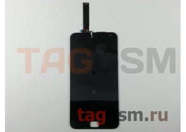 Дисплей для Meizu MX4 Pro + тачскрин (черный)