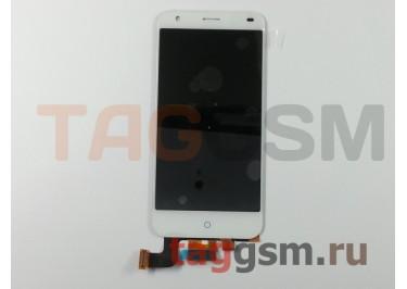 Дисплей для ZTE Blade S6 + тачскрин (белый)