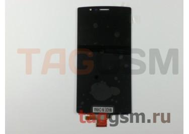 Дисплей для LG H815 G4 + тачскрин (черный)