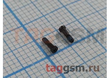 Винты для iPhone 6 нижние (2шт) (черный)