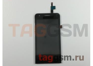 Дисплей для Asus Zenfone C (ZC451CG) + тачскрин (черный)