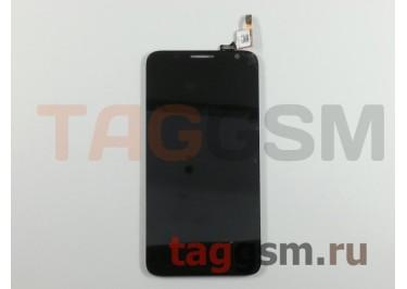 Дисплей для Alcatel OT-6050Y Idol 2S + тачскрин (черный)