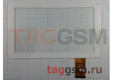 Тачскрин для China Tab 10.1'' QSD E-C10068-01 (232*141 мм) (белый)