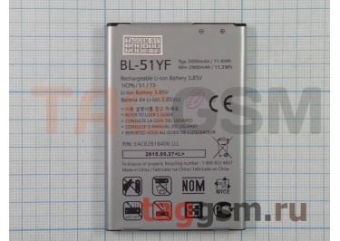 АКБ  LG H818 G4 (BL-51YF) (тех.упак), оригинал