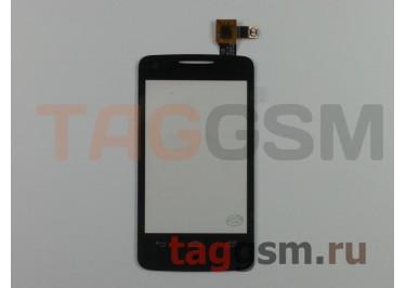 Тачскрин для Alcatel OT3041D / 3040 (3.5'') (черный)
